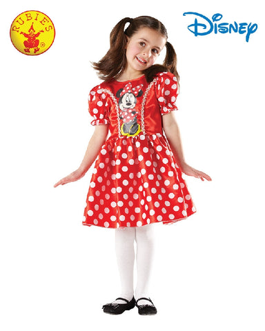Disney Minnie Mouse Classic Girls Costume - Small - Salsa and Gigi
