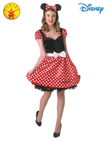 Disney Minnie Mouse Sassy Ladies Costume - Salsa and Gigi Australia 888841 01
