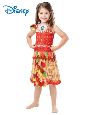 Disney Moana Epilogue Girls Deluxe Costume - Salsa and Gigi Australia 300064