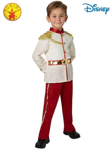 Disney Prince Charming Boys Costume - Salsa and Gigi Australia 620687