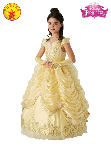 Disney Princess Belle Limited Edition Numbered Costume - Salsa and Gigi Australia 630613 01