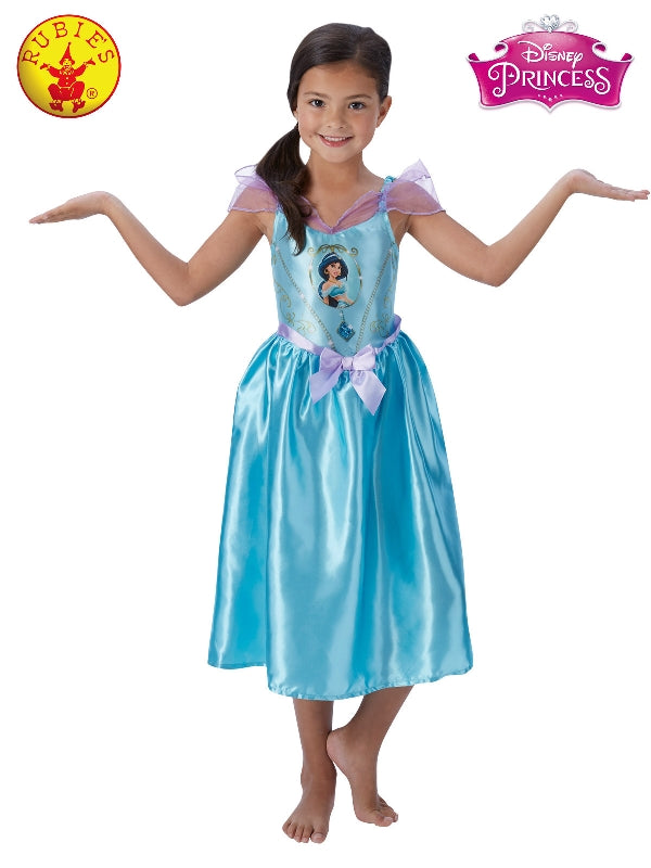 Disney Princess Jasmine Storyteller Costume - Salsa and Gigi Australia 5351 01