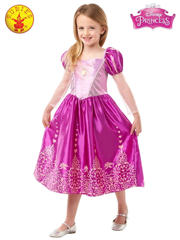 Disney Princess Rapunzel Gem Deluxe Costume - Salsa and Gigi Australia 2572 01