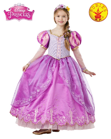 Disney Princess Rapunzel Limited Edition Premium Child Costume - Salsa and Gigi Australia 630617 01