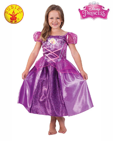 Disney Rapunzel Dreamtime Girls Costume - Size 4-6 years - Salsa and Gigi