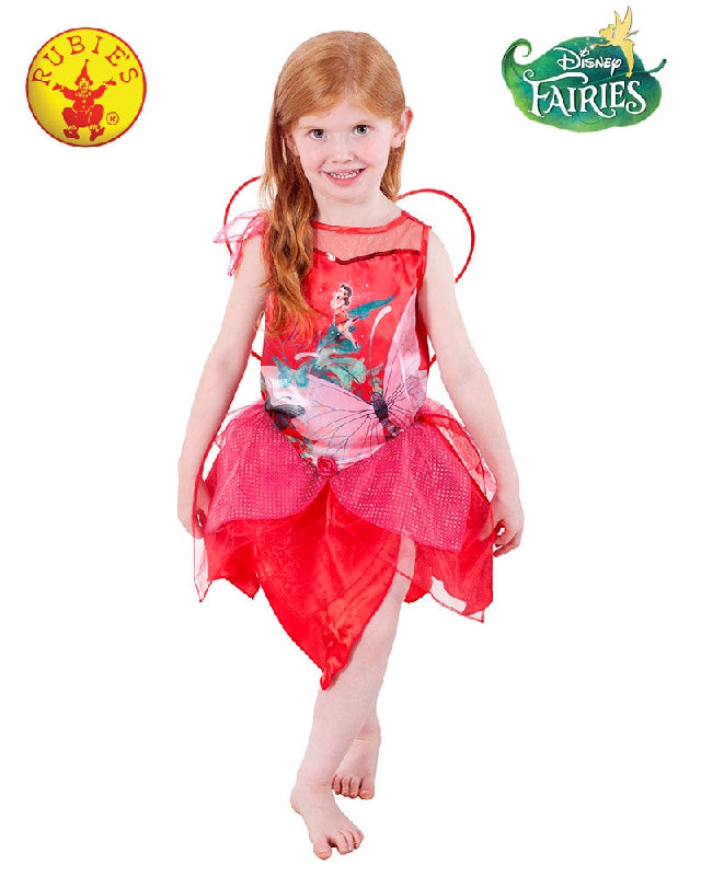 Disney Rosetta Ballerina Fairy Girls Costume - Size 4-6 years - Salsa and Gigi