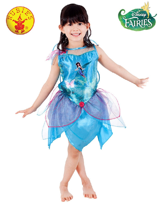 Disney Silvermist Ballerina Fairy Girls Costume - Size 4-6 years - Salsa and Gigi