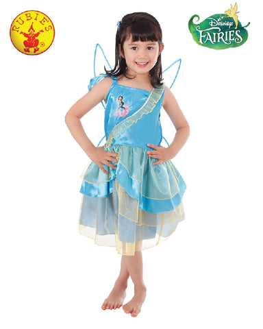 Disney Silvermist Deluxe Fairy Girls Costume - Size 4-6 years - Salsa and Gigi
