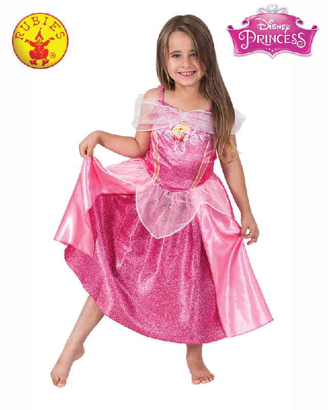Disney Sleeping Beauty Dreamtime Girls Costume - Size 4-6 years - Salsa and Gigi