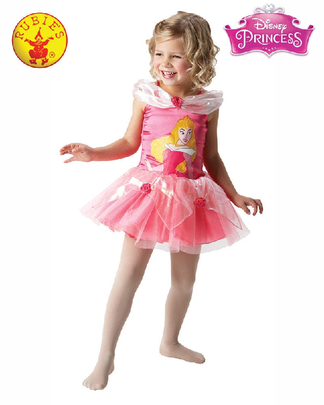 Disney Sleeping Beauty Ballerina Girls Costume - Baby, Toddler - Salsa and Gigi