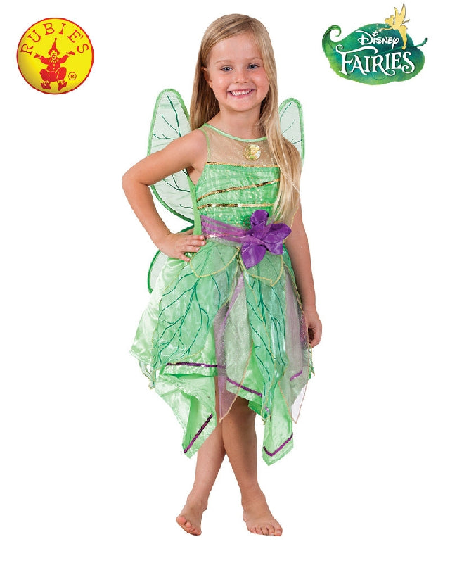Disney Tinkerbell Crystal Fairy Girls Costume - Size 4-6 years - Salsa and Gigi