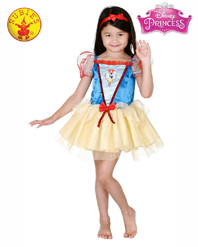 Disney Snow White Ballerina Toddler Costume - Salsa and Gigi