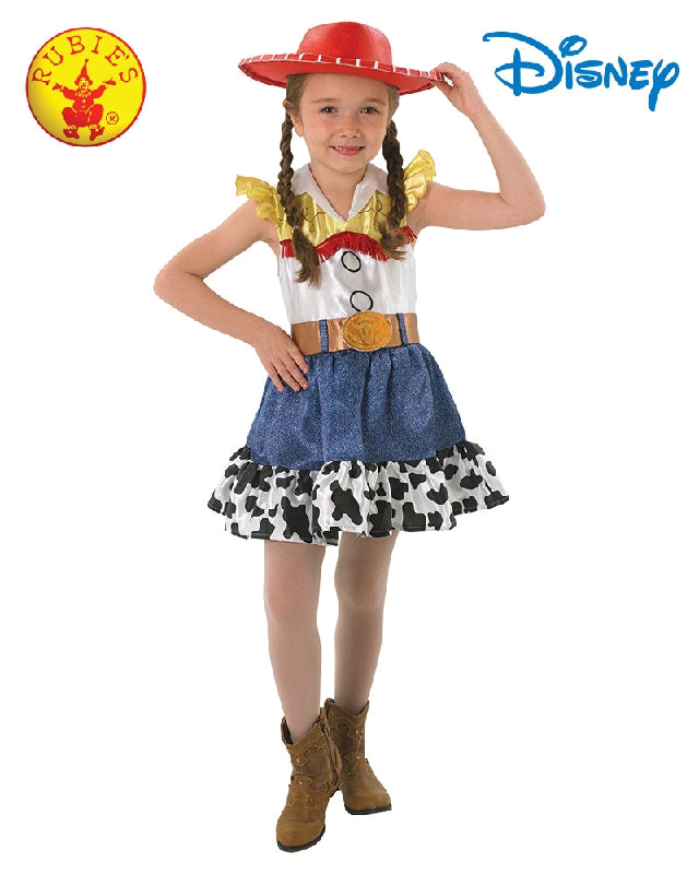 Disney Toy Story Jessie Deluxe Girls Costume - Size 4-6 years - Salsa and Gigi