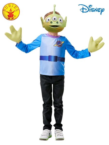 Disney Toy Story Alien Child Costume - Salsa and Gigi Australia 300357 01
