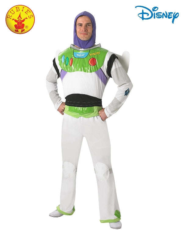 Disney Toy Story Buzz Lightyear Men's Costume - Salsa and Gigi Australia 880182 01