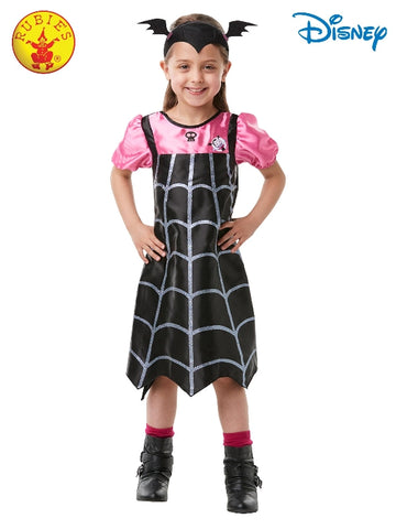 Disney Vampirina Classic Girls Halloween Costume - Salsa and Gigi Australia
