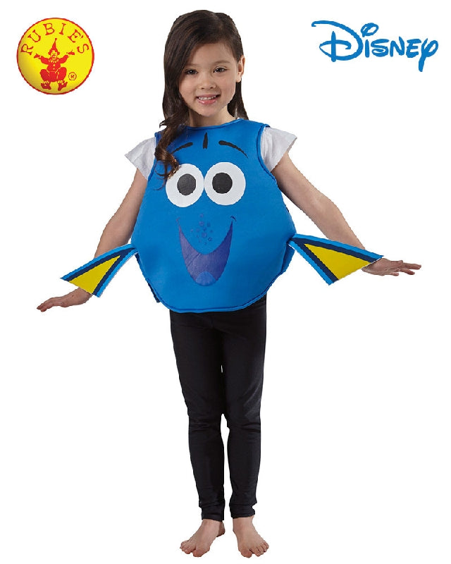 Disney Dory Tabard Child Costume - Size T - Salsa and Gigi