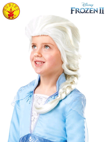 Elsa Disney Frozen 2 Child Wig - Salsa and Gigi Australia 300471 01