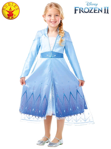 Elsa Disney Frozen 2 Girls Premium Costume - Salsa and Gigi Australia 9151 01
