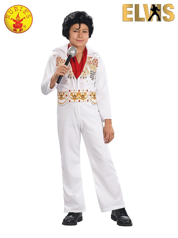Elvis Deluxe Disco Boys Costume - Salsa and Gigi Australia 883480 01