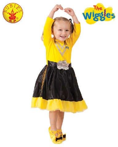 EMMA WIGGLE Girls Deluxe Costume - Original - Salsa and Gigi