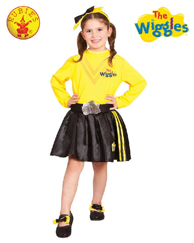 EMMA WIGGLE Headband and Shoe Bows - Child - Salsa and Gigi