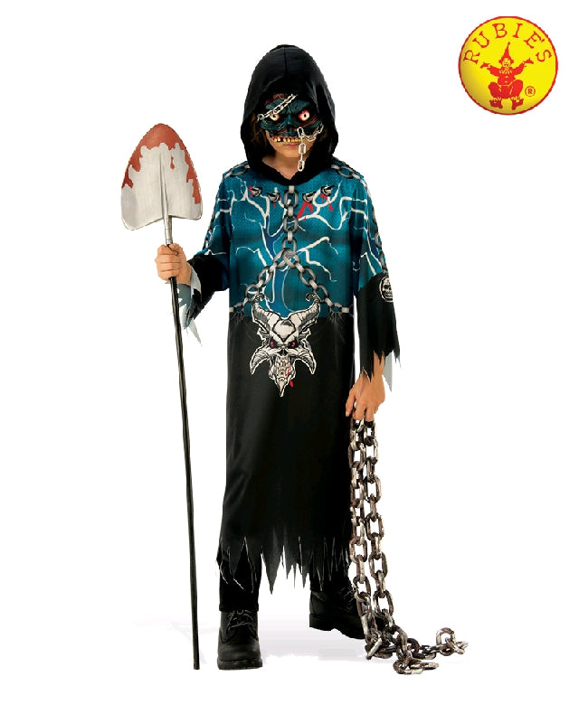 Evil Demon Child Costume - Sizes M, L - Salsa and Gigi