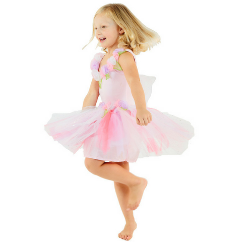 Enchanting Fairy Princess Ballerina Costume - Salsa and Gigi