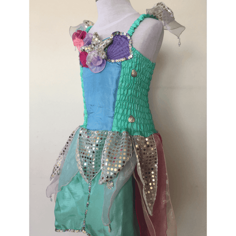 Fairy Girls - Sea Mermaid Dress - Salsa and Gigi Australia