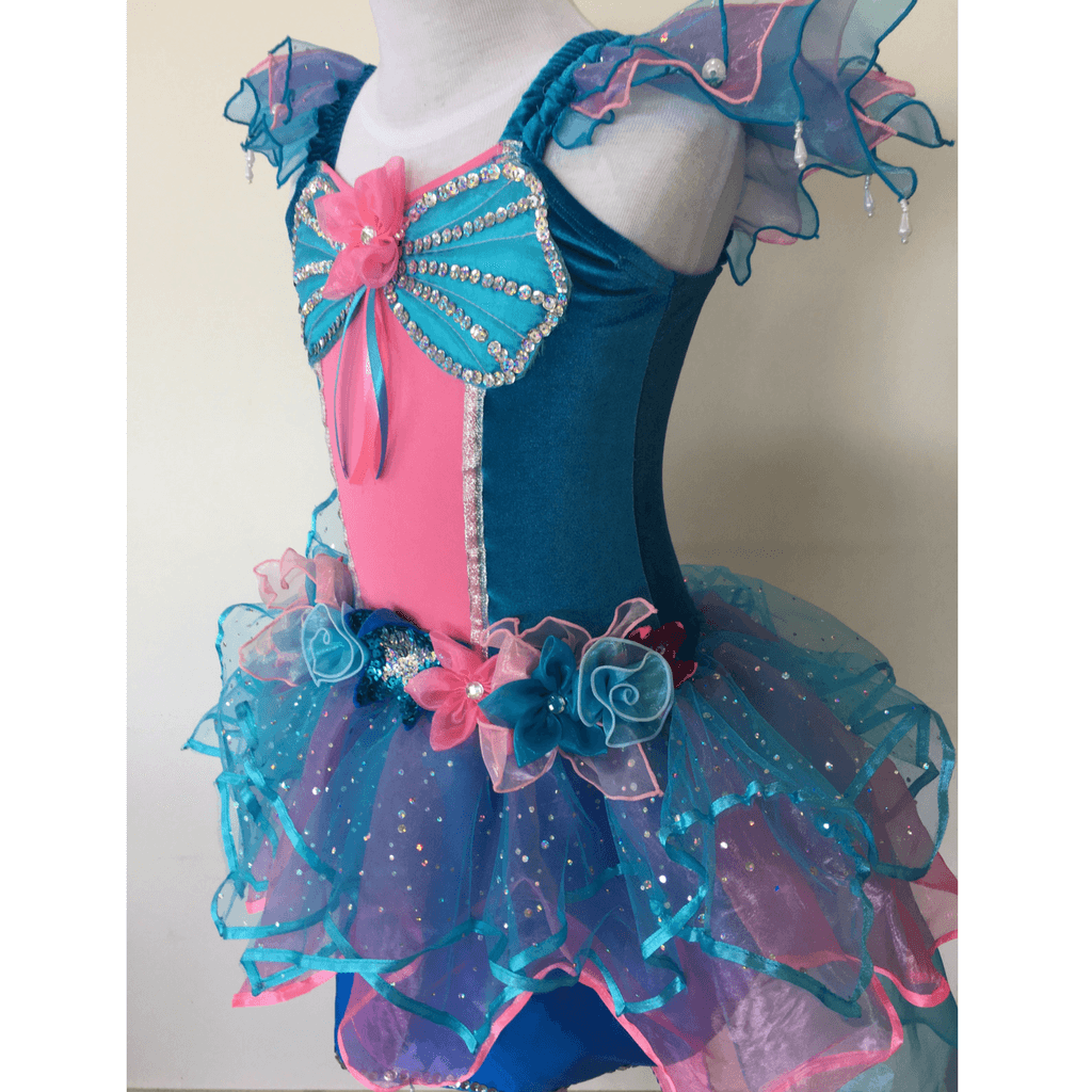 Bloom Mermaid Costume - Salsa and Gigi