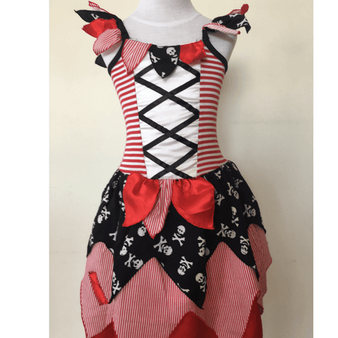Fairy Girls - Pirate Costume Dress - Salsa and Gigi Australia