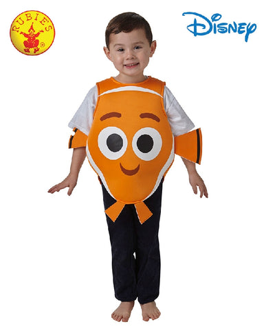 Disney Nemo Tabard Child Costume - Size T - Salsa and Gigi