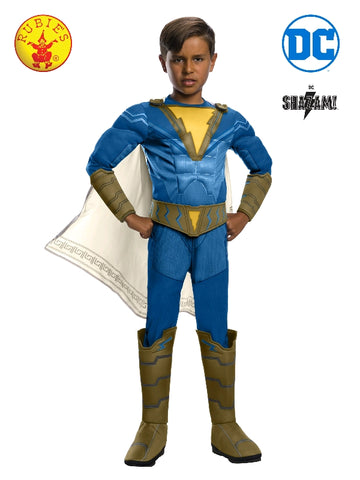 Freddy Freeman Deluxe Shazam Child Costume - Salsa and Gigi Australia 700704 01