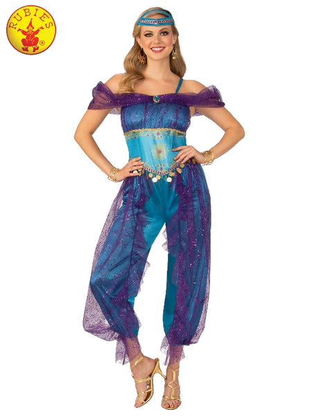 Genie Ladies Costume - Salsa and Gigi Australia 700881