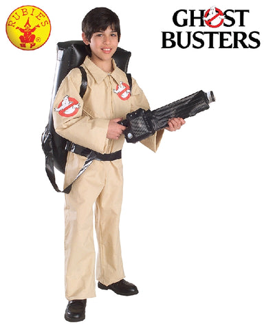 COMING SOON... Ghostbusters Child Costume - Sizes S, M, L - Salsa and Gigi