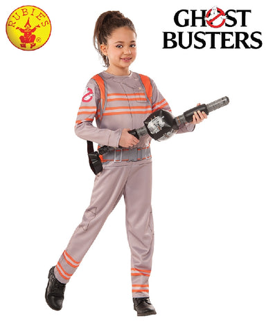 Ghostbuster Child Costume Jumpsuit - Salsa and Gigi Australia 620827