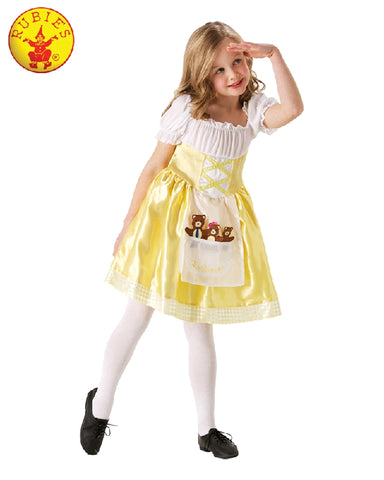 Goldilocks Deluxe Girls Costume - Salsa and Gigi Australia