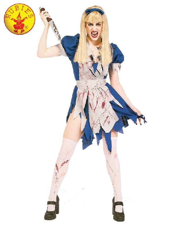 Malice in Horrorland Ladies Costume - Adult Size STD