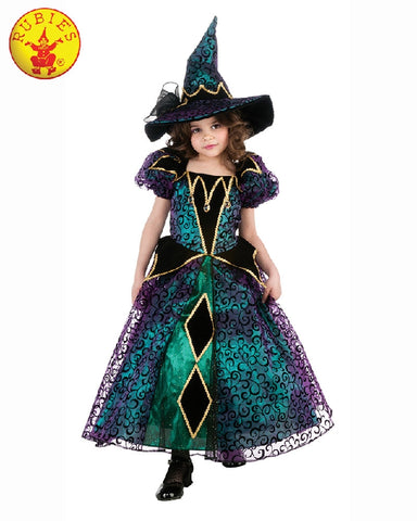 Halloween Radiant Witch Girls Costume - Salsa and Gigi Australia 887782Halloween Radiant Witch Girls Costume - Salsa and Gigi Australia 887782