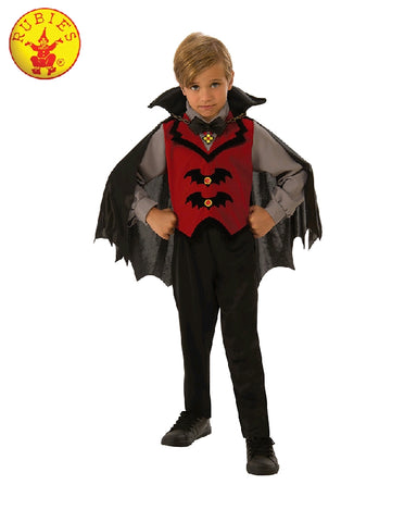 Halloween Vampire Boys Costume - Salsa and Gigi Australia 641116