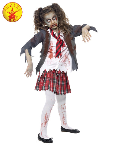 Halloween Zombie School Girl Costume - Salsa and Gigi Australia 700079