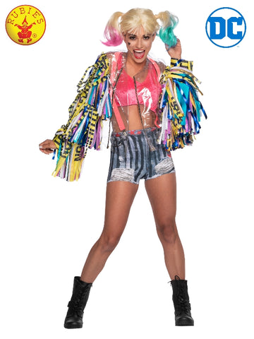 Harley Quinn Birds of Prey Adult Costume - Salsa and Gigi Australia 701811 01