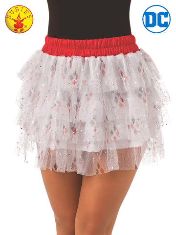 Harley Quinn Girls Sequin Skirt - Salsa and Gigi Australia 887917 01