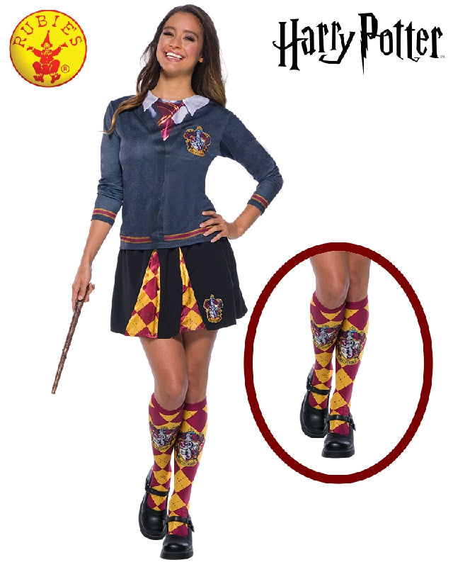 Harry Potter GRYFFINDOR Child Socks - Salsa and Gigi