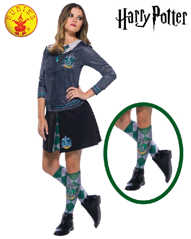 Harry Potter SLYTHERIN Child Socks - Salsa and Gigi