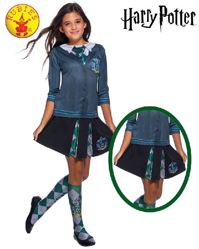 Harry Potter SLYTHERIN Girls Costume Skirt - Salsa and Gigi