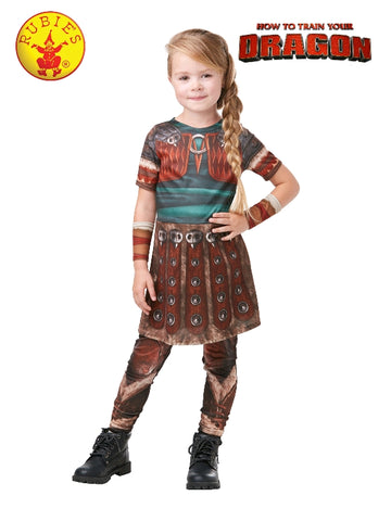 How to Train Your Dragon 3 The Hidden World Astrid Classic Child Costume - Salsa and Gigi Australia 641469