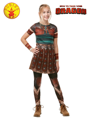 How to Train Your Dragon Astrid Classic Costume - Salsa and Gigi Australia 300007