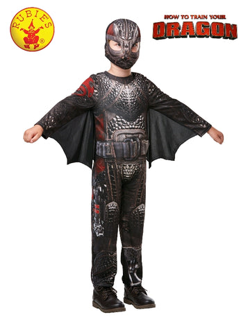 How to Train Your Dragon Hiccup Battlesuit Costume - Salsa and Gigi Australia 300006
