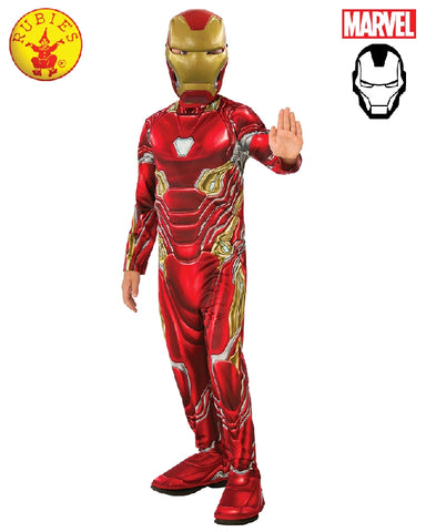 AVENGERS Iron Man Classic Infinity War Boys Costume - Salsa and Gigi